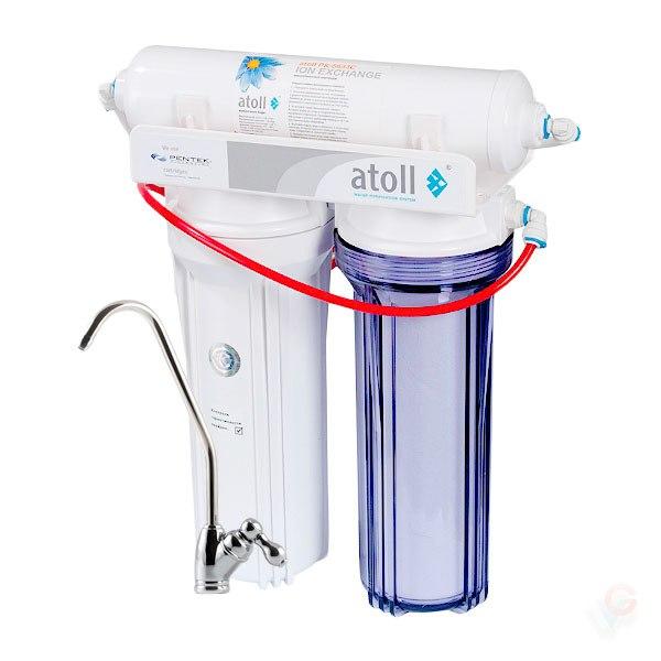 Фильтр для воды Unicorn FMP 2P2V + Polifos