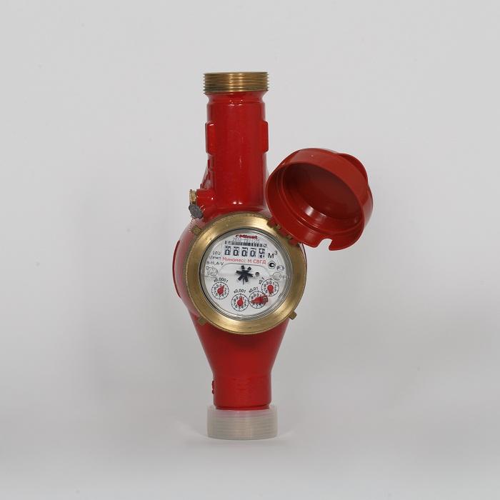 Счетчик воды(хол) Minomess M-VR-K Ду 32, 260 мм, Qn 6 до 40*/Zenner